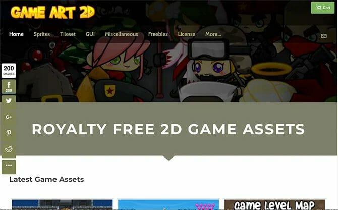 gameart.net World of gaming