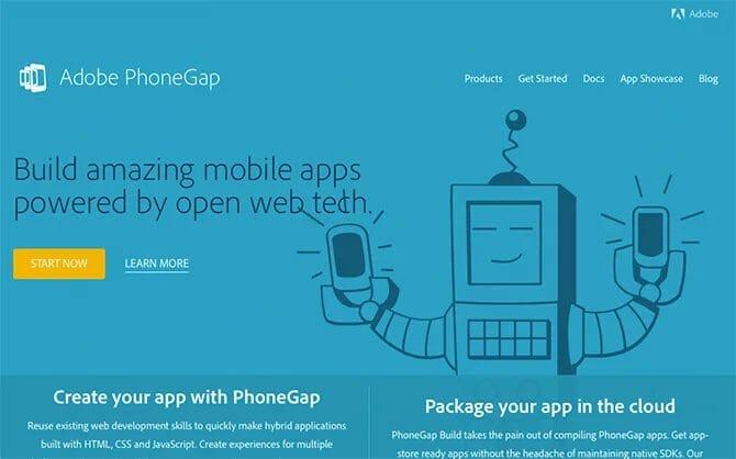 Build amazing mobile apps